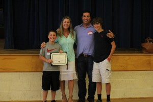 Character Ed 2013 Jason Frey from River Trail Middle School